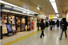 新宿駅からスタジオへのアクセス1