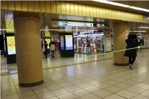 新宿駅からスタジオへのアクセス2