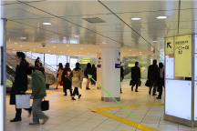 新宿駅からスタジオへのアクセス4