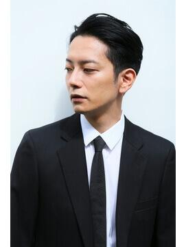 男性の就活証明写真に適した髪型をプロのヘアメイクが全てご紹介!4