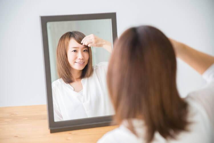 就活写真で前髪にピンはOK?就活ヘアに最適なピンの留め方をプロが解説8