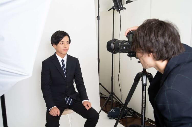 名古屋の栄に就活写真口コミNO.1のスタジオインディが新規オープン8